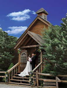 Wedding Chapel in Pigeon Forge, Tn