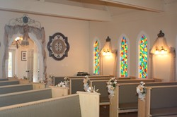 Smoky Mountain Wedding Packages at the Pigeon Forge Wedding Chapel.