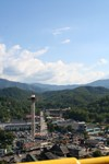 The Space Needle in Gatlinburg