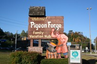 Welcome to Pigeon Forge Tennessee